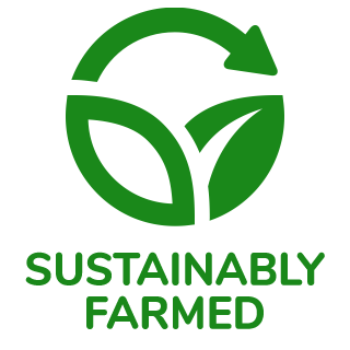 Sustainably Farmed