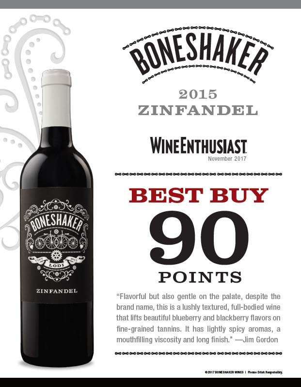 Boneshaker Zin Best Buy