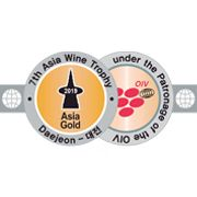 Gold - Asia Wine Trophy 2019