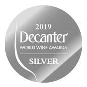 Silver - Decanter World Wine Awards 2019