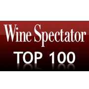 89th in the Wine Spectator's Top 100 Wines