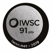 91 Points - International Wine and Spirit's Competition 2019