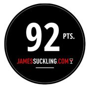 92 Points - James Suckling 2018