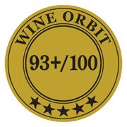 5 Stars - Wine Orbit 2017