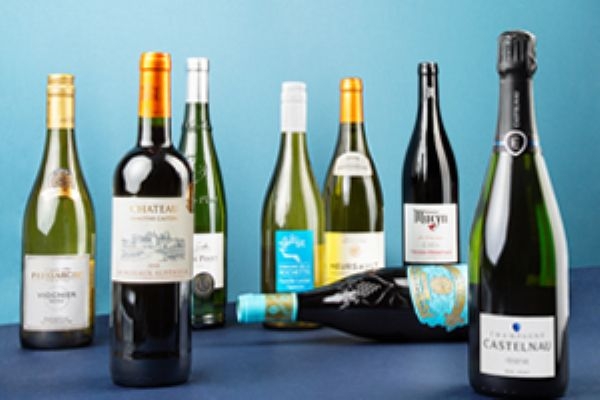 A focus on new French wines ....