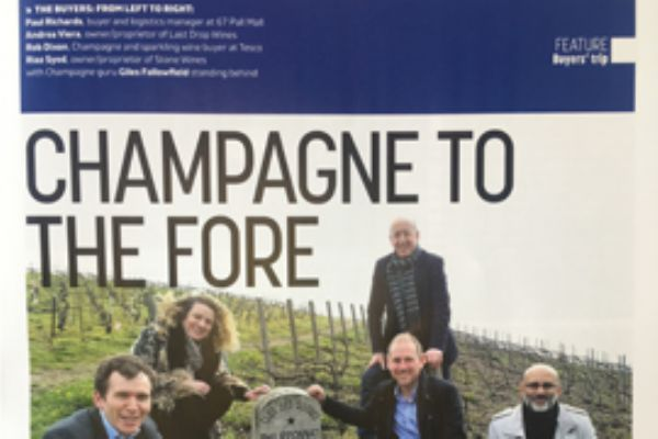 Champagne to the fore - June 2019