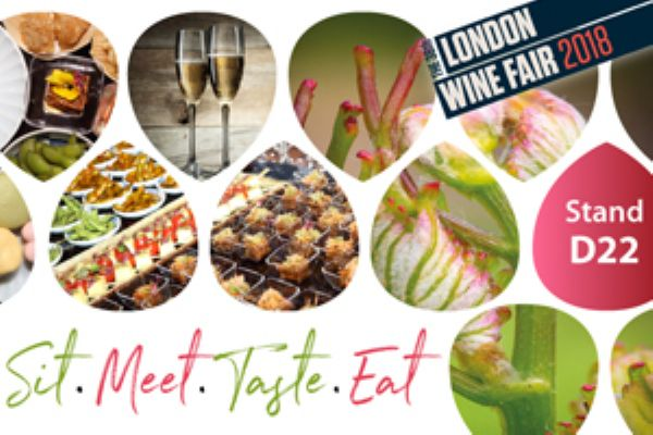 Reasons to visit us at the London Wine Fair 2018