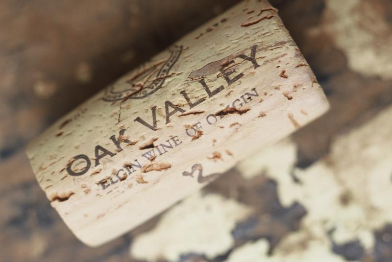 Oak Valley cork