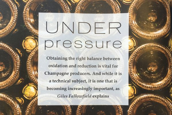 Under pressure - The Drinks Business Champagne Report 2019